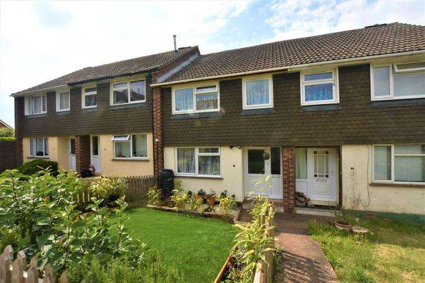 3 Bedrooms Terraced House for sale in Admirals Walk, Exmouth, Devon
