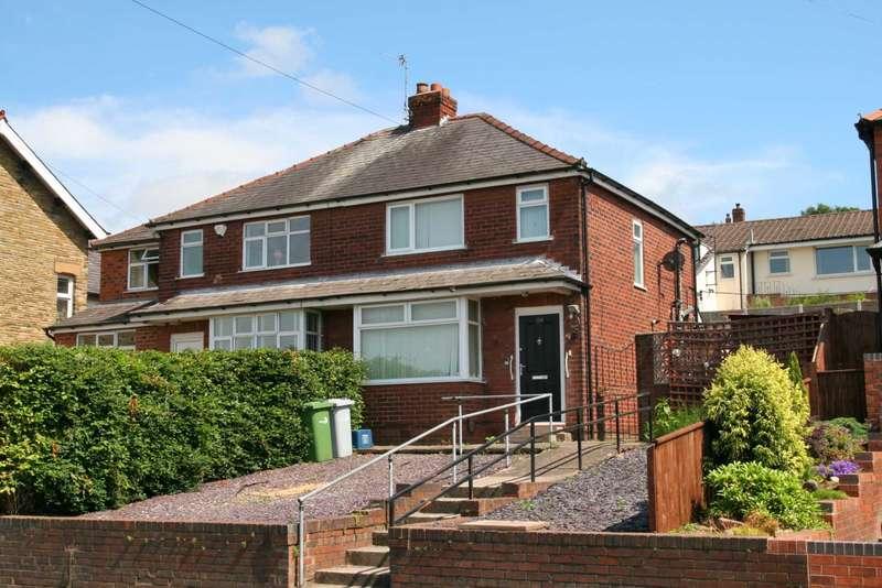 2 Bedrooms Semi Detached House for sale in Wellington Road, Bollington