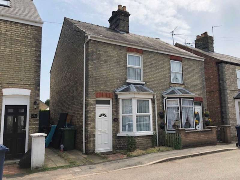 2 Bedrooms Semi Detached House for sale in York Road, Chatteris