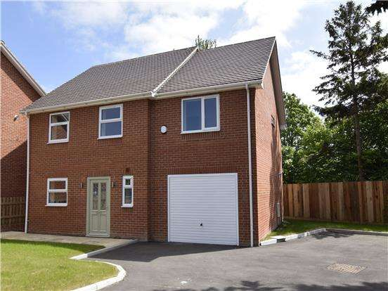 4 Bedrooms Detached House for sale in Cheltenham Road East, Glos, GL3 1AL