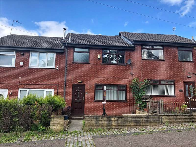 3 Bedrooms Terraced House for sale in Chapel Croft, Royton, Oldham, Greater Manchester, OL2