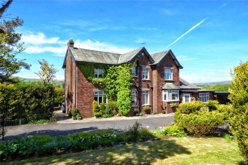 3 Bedrooms Detached House for sale in Esk Avenue, Edenfield, Ramsbottom, Bury, BL0