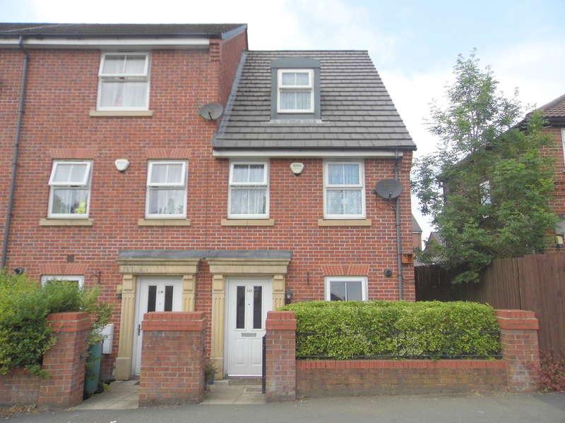 3 Bedrooms Town House for sale in Waterloo Street, Crumpsall, M9