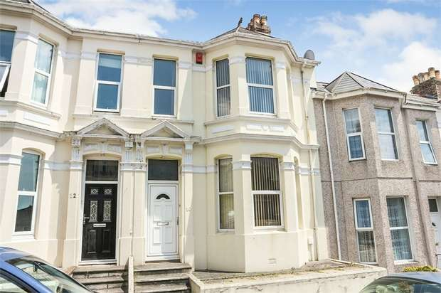4 Bedrooms Terraced House for sale in Lipson Avenue, Plymouth, Devon