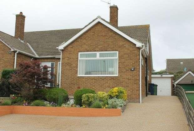 3 Bedrooms Semi Detached Bungalow for sale in Longworth Way, Guisborough