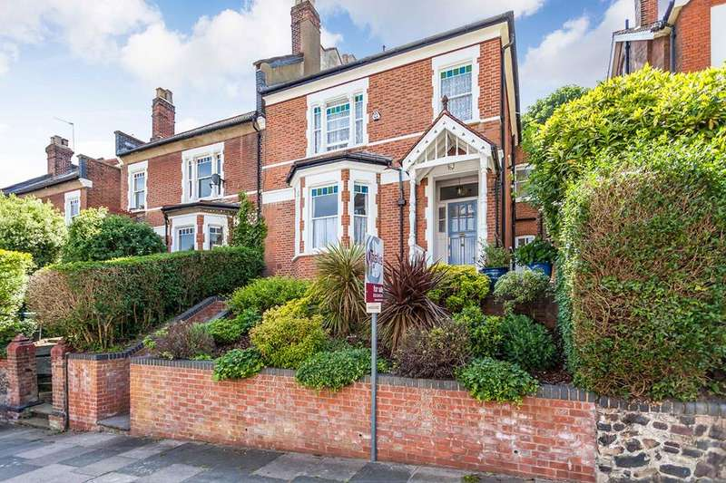 4 Bedrooms Semi Detached House for sale in Birchington Road, Crouch End, London, N8