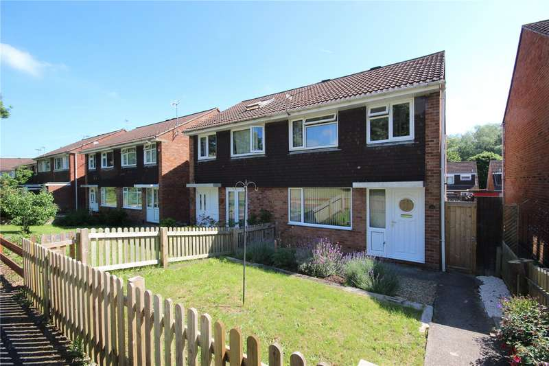3 Bedrooms Semi Detached House for sale in Elm Close Little Stoke Bristol BS34