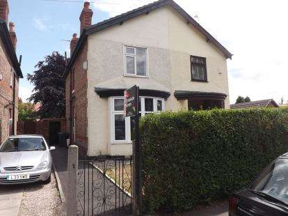 3 Bedrooms Semi Detached House for sale in School Road, Warrington, Cheshire, WA2