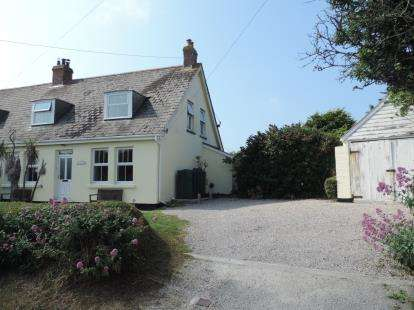 4 Bedrooms Semi Detached House for sale in St Merryn, Nr Padstow, Cornwall