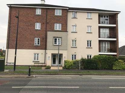 2 Bedrooms Flat for sale in Pinehurst Walk, Boston Boulevard, Chapelford Village, Warrington