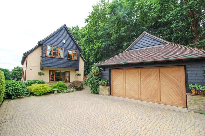 4 Bedrooms Detached House for sale in Quy Road, Lode