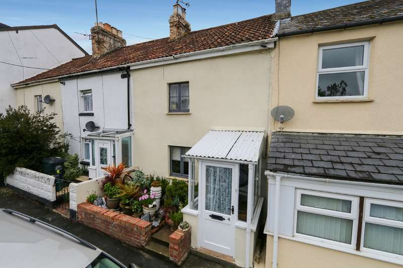 2 Bedrooms Terraced House for sale in Candys Cottage, Chudleigh Knighton