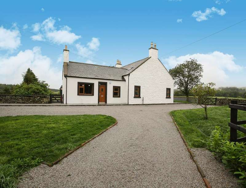 5 Bedrooms Detached House for sale in Gordieston Farm, Dunscore, Dumfries, DG2