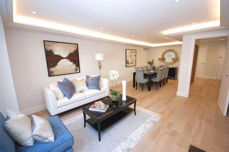 3 Bedrooms Flat for sale in Newlands Tenterden Grove London