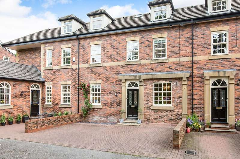 4 Bedrooms Property for sale in Oxford Road, Macclesfield, SK11