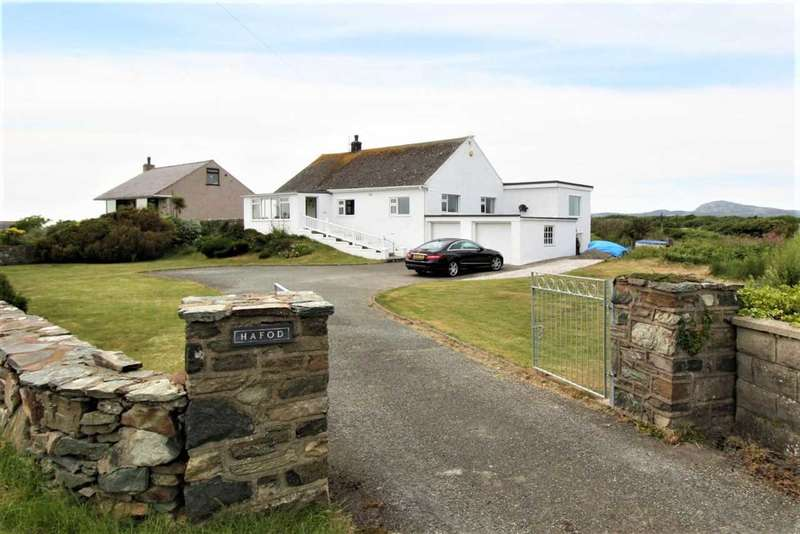 4 Bedrooms Detached House for sale in Hafod, Lon Garreg Fawr, Trearddur Bay