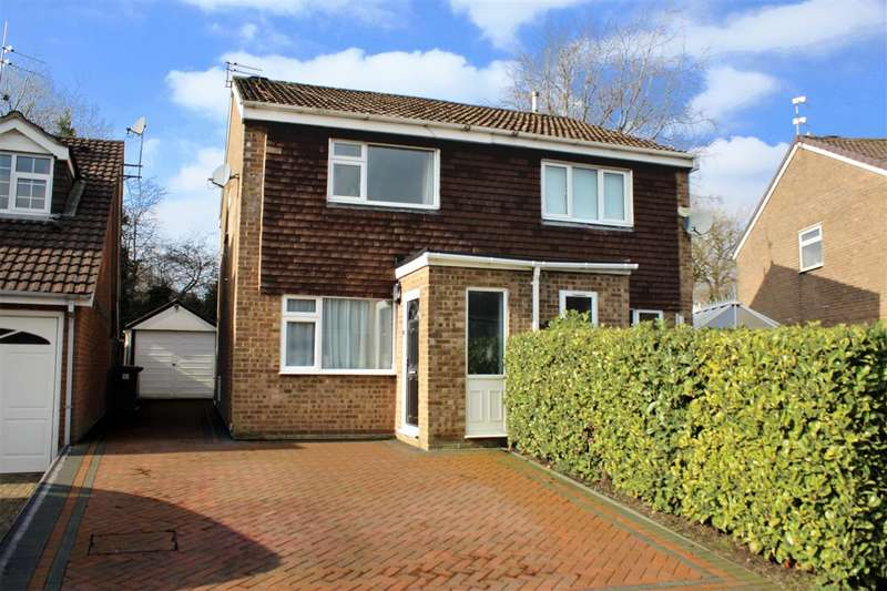 2 Bedrooms Semi Detached House for sale in Cavendish Close, Tytherington, Macclesfield