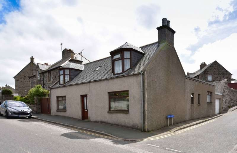 3 Bedrooms Cottage House for sale in Duff Street, Macduff, Aberdeenshire, AB44 1PA
