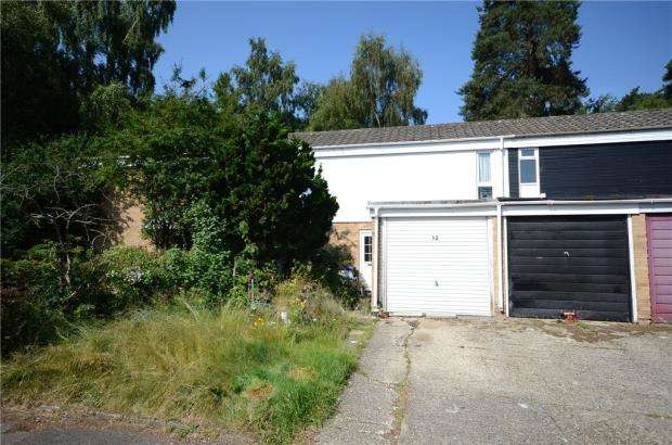 3 Bedrooms Terraced House for sale in Dryden, Bracknell, Berkshire