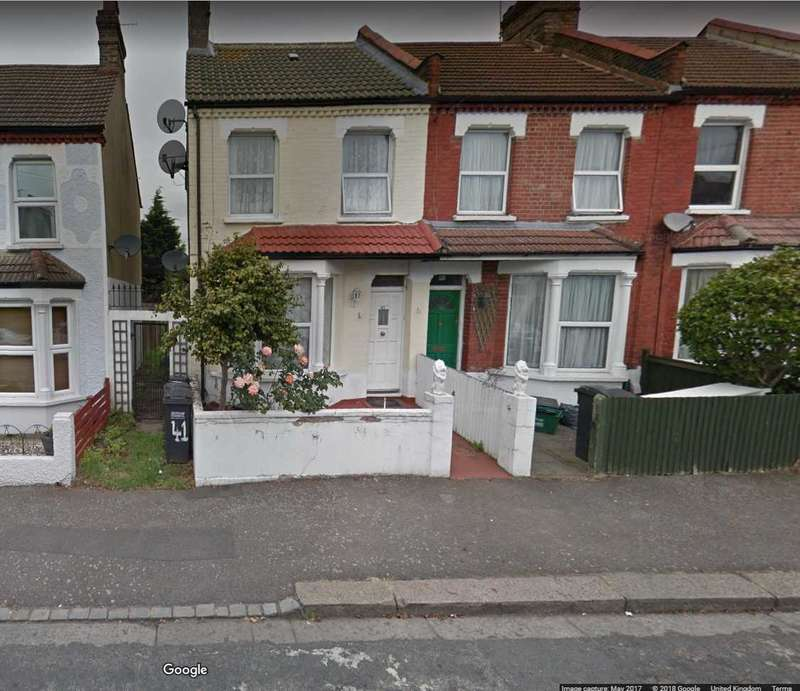 3 Bedrooms End Of Terrace House for sale in Cranbrook Road, Thornton Heath