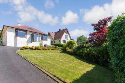 2 Bedrooms Bungalow for sale in Castlepark Drive, Fairlie