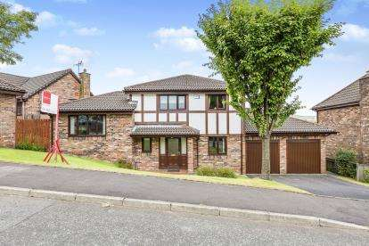 4 Bedrooms Detached House for sale in Jacks Key Drive, Darwen, Lancashire