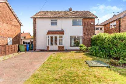 4 Bedrooms Detached House for sale in Keston Crescent, Brinnington, Stockport, Cheshire