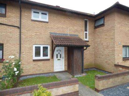2 Bedrooms Terraced House for sale in Goodwood, Great Holm, Milton Keynes