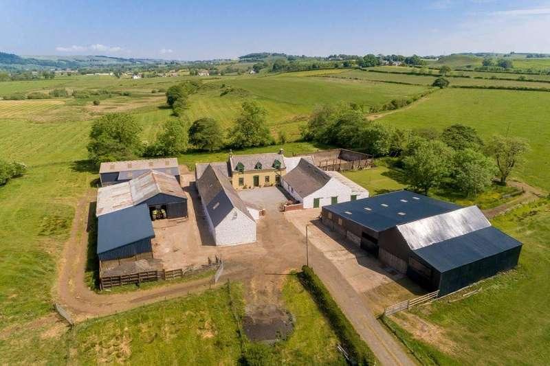 3 Bedrooms Farm Commercial for sale in Lochridgehills Farm, Dunlop, Kilmarnock, East Ayrshire, KA3