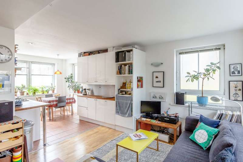 1 Bedroom Ground Flat for sale in Meakin Estate, Rothsay Street, London, SE1 4QW