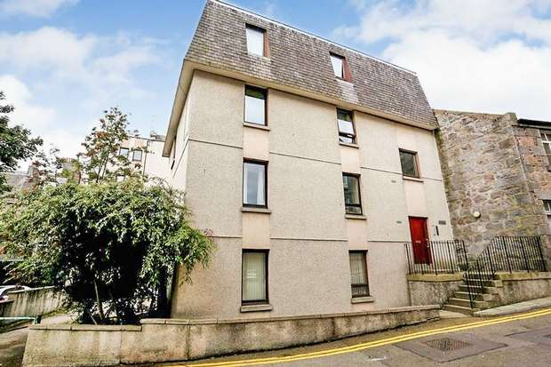 2 Bedrooms Flat for sale in Cuparstone Row, Aberdeen