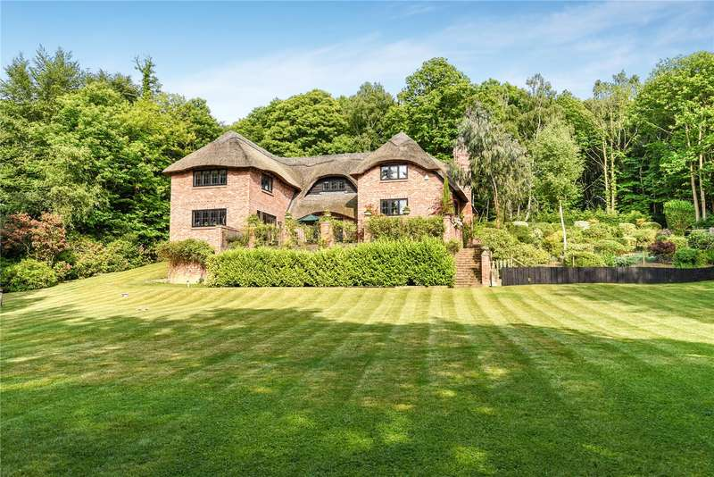 4 Bedrooms Detached House for sale in Threals Lane, West Chiltington