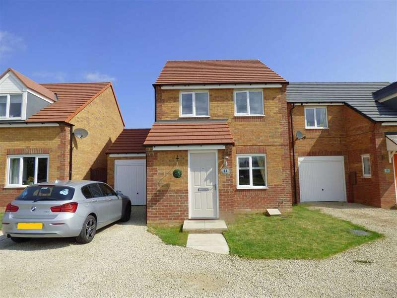 3 Bedrooms Detached House for sale in 11, Rawlinson Close, Chilton