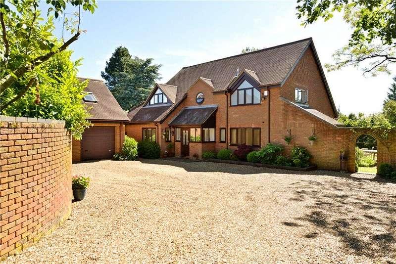 4 Bedrooms Detached House for sale in Dean Farm Lane, Soulbury, Leighton Buzzard, Buckinghamshire