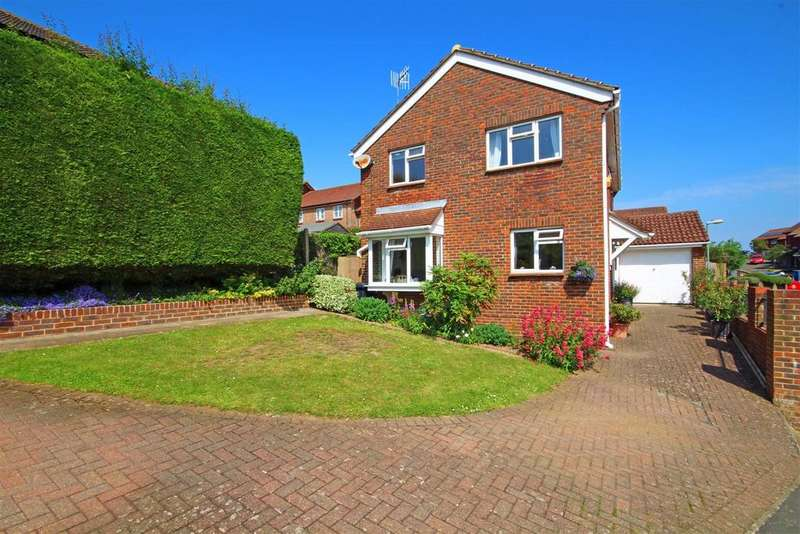 4 Bedrooms Detached House for sale in The Rise, Portslade, Brighton