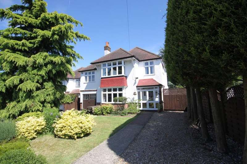 4 Bedrooms Detached House for sale in Sutherland Avenue, Petts Wood
