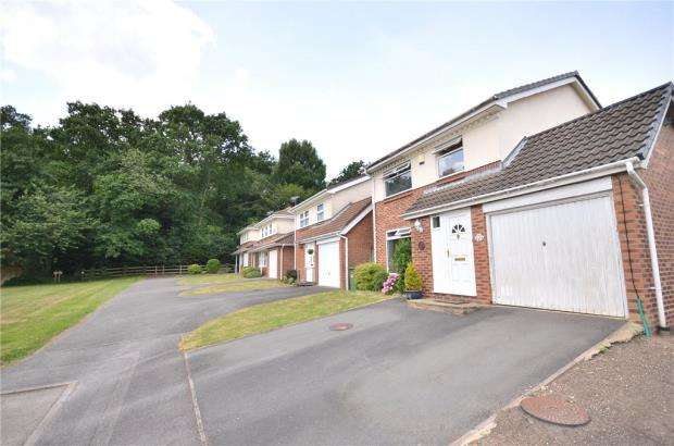 3 Bedrooms Detached House for sale in Hombrook Drive, Bracknell, Berkshire