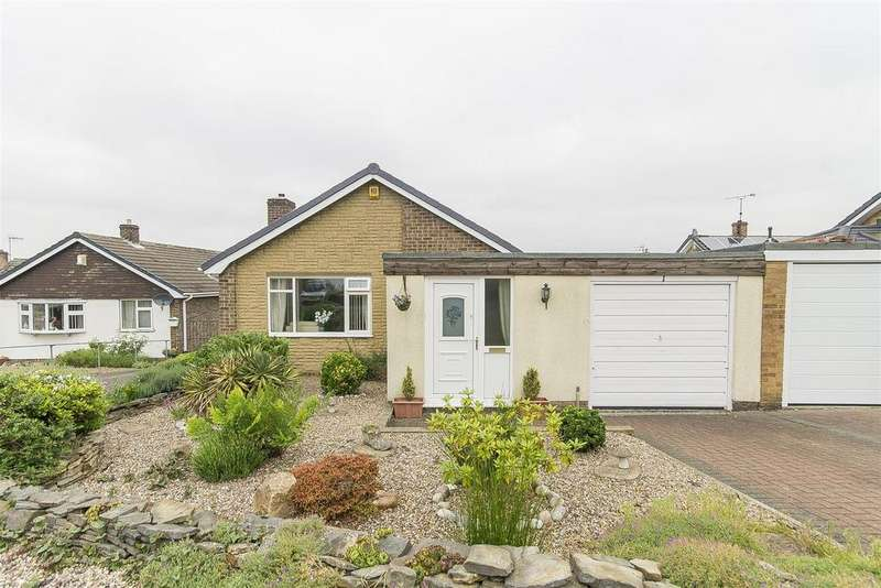 2 Bedrooms Detached Bungalow for sale in Eastwood Close, Hasland, Chesterfield