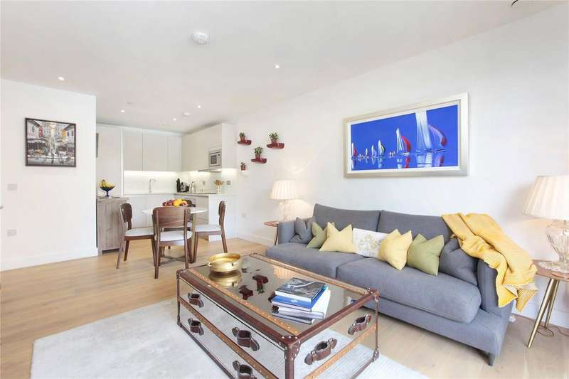 1 Bedroom House for sale in Cobalt Place, Battersea, London, SW11