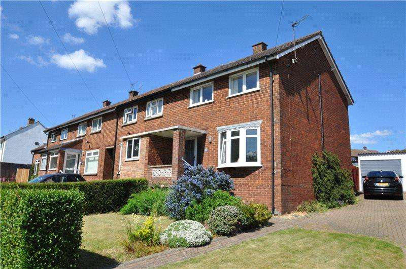 2 Bedrooms End Of Terrace House for sale in Howland Garth, St. Albans, Hertfordshire
