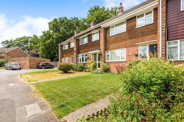 3 Bedrooms Terraced House for sale in Kingsclere, Newbury, Hampshire
