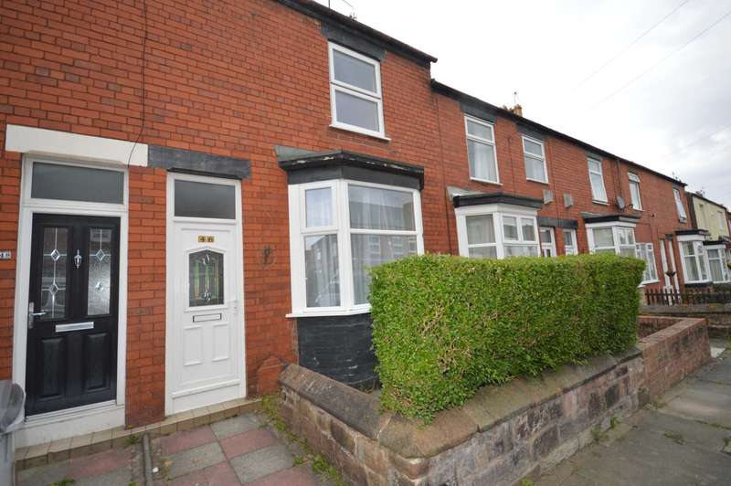 2 Bedrooms Terraced House for sale in Oakleigh Grove, Bebington
