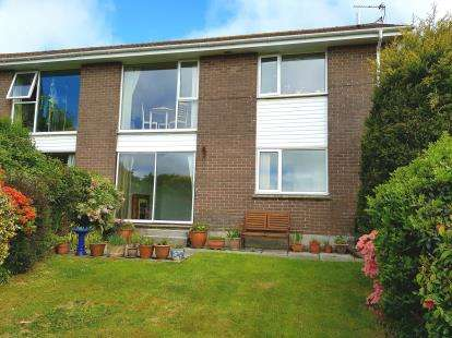 2 Bedrooms Flat for sale in St Austell, Cornwall
