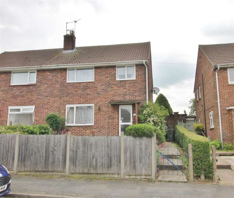 3 Bedrooms Semi Detached House for sale in Hamilton Road, Grantham