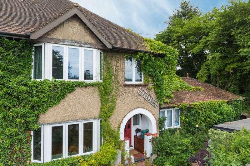 4 Bedrooms Semi Detached House for sale in London Road, Hemel Hempstead