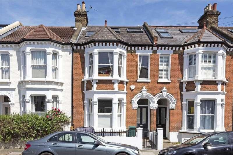 5 Bedrooms Terraced House for sale in Leathwaite Road, Battersea, London, SW11
