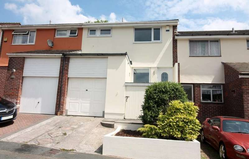 3 Bedrooms Terraced House for sale in Edwards Drive, Plympton