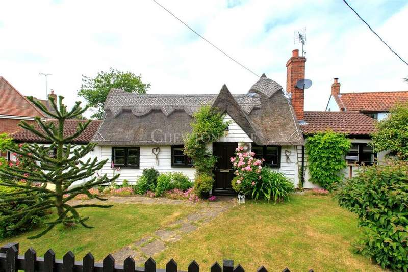 2 Bedrooms Detached House for sale in Great Horkesley