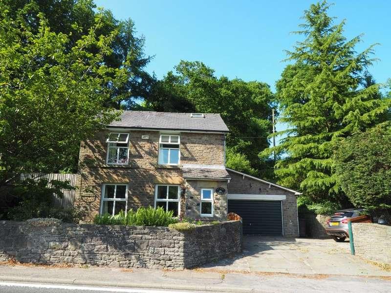 3 Bedrooms Detached House for sale in Chapel Road, Whaley Bridge, High Peak, Derbyshire, SK23 7EN