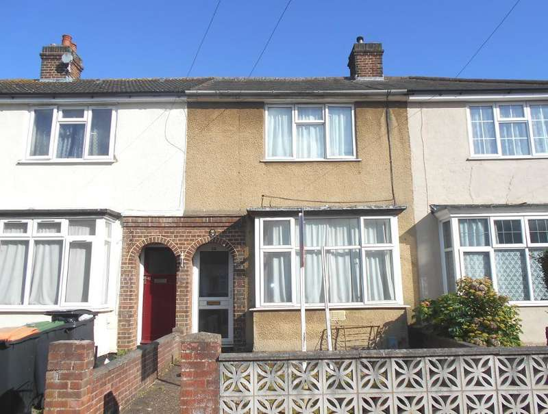 2 Bedrooms Terraced House for sale in Hazelwood Road, Bedford, Bedfordshire, MK42 0HN